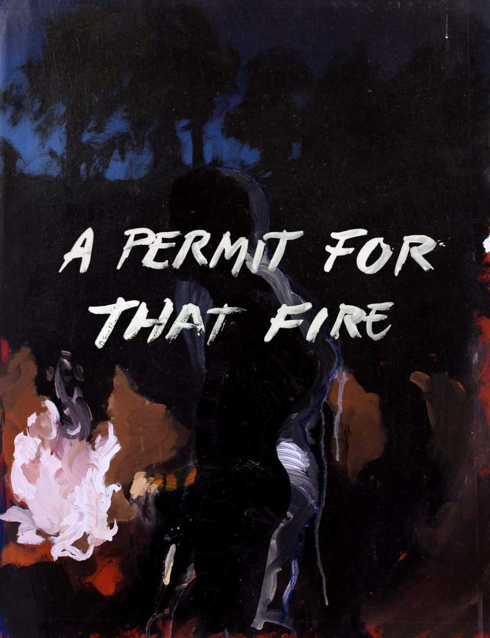 Joao gabriel a permit for that fire